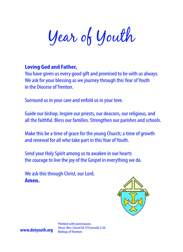 Prayer English Front and Back Page 2